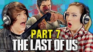 getlinkyoutube.com-THE LAST OF US: PART 7 (Teens React: Gaming)