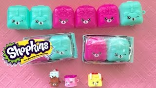 getlinkyoutube.com-Shopkins season five blind bag unboxing Toy Review and Unboxing