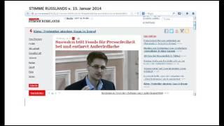"""getlinkyoutube.com-Edward Snowden, Nazi-""""Aliens"""", das Totenreich u. seine Bewohner - Jan. 2014"""
