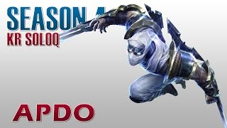 getlinkyoutube.com-Apdo vs Faker - Zed vs Talon - KR SoloQ