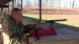 getlinkyoutube.com-shooting the Original Henry Rifle at 100&200 yards