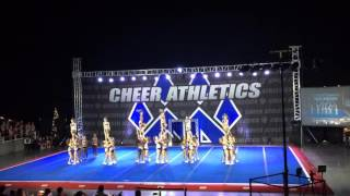 getlinkyoutube.com-Cheer Athletics Sassycats- Blue Debut 2015