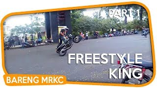 getlinkyoutube.com-FREESTYLE RX-KING MALANG (MRKC) by. VEONK KNALPOT (PART 2)