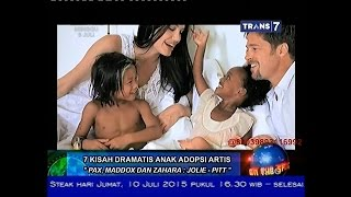 getlinkyoutube.com-On The Spot - 7 Kisah Dramatis Anak Adopsi Artis