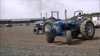 getlinkyoutube.com-Starting a tractor with style!