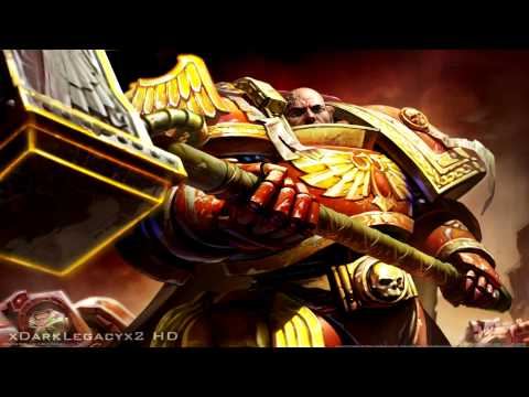 """Warhammer 40,000: Space Marine - War Cinematic"" Trailer Music (West One Music)"