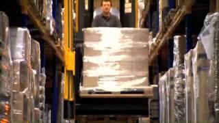 getlinkyoutube.com-Jungheinrich Forklifts - Warehouse Navigation
