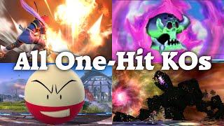 getlinkyoutube.com-Super Smash Bros. 4 - All One-Hit KO Moves