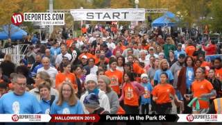 Pumpkins in the Park 5K 2015