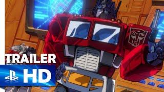 getlinkyoutube.com-Transformers: Devastation - Playable Characters Gameplay Trailer - PS4 PS3