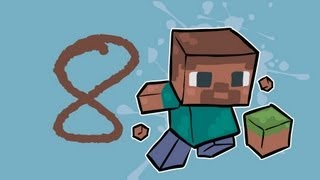 getlinkyoutube.com-ماين كرافت : الدخول لكهف الوحوش #8   8# Minecraft : d7oomy999