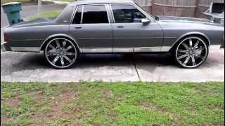 getlinkyoutube.com-FLAWLESS 1989 CAPRICE (BOX) CLASSIC  FOR SALE!!!!