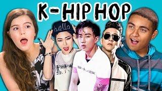 getlinkyoutube.com-TEENS REACT TO K-HIP HOP (Jay Park, Cheetah, Eung Freestyle)