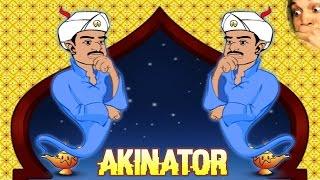 getlinkyoutube.com-CAN AKINATOR GUESS AKINATOR!? | Akinator #3 [APP VERSION]