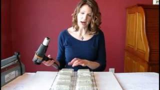 getlinkyoutube.com-How To Use Smell-Through Shrink Wrap to Wrap Handmade Soap