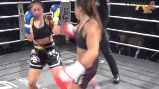 getlinkyoutube.com-Jemyma Betrian vs Mariela Krose