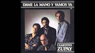 getlinkyoutube.com-Cuarteto Zupay - Dame la mano y vamos ya (Tributo a María Elena Walsh)