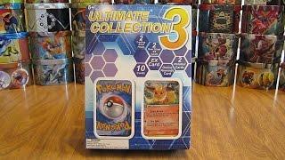 getlinkyoutube.com-Pokemon Ultimate Collection Box Opening