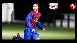 El Barcelona encontró a un nuevo Messi en Asia