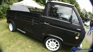 getlinkyoutube.com-VW T25 Transporter Pickup with a Subaru Engine