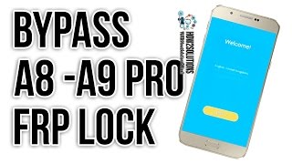 Latest Samsung || How to bypass google verify Samsung A8 message method 6.0.1 A9 Pro SM A800F Review