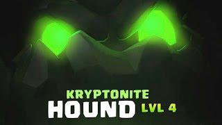 getlinkyoutube.com-MASTINO LVL 4 - Edizione KRYPTONITE (FanArt) Clash of Clans Lava Hound