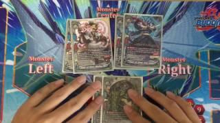 getlinkyoutube.com-[Beatdown] Future Card Buddyfight Ancient World Duel Jaegar Deck Profile