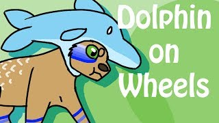 Dolphin on Wheels {Meme}