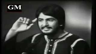 getlinkyoutube.com-Dil Da Mamla Hai | 1980 | Gurdas Maan | First Ever Performance on TV