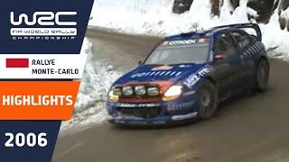 getlinkyoutube.com-WRC Highlights: Monte Carlo 2006: 52 Minutes