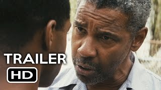 Fences Official Trailer #1 (2016) Denzel Washington, Viola Davis Drama Movie HD