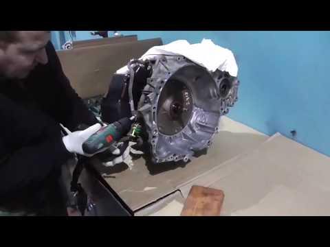 Где находится в Volvo S90 сальник двигателя