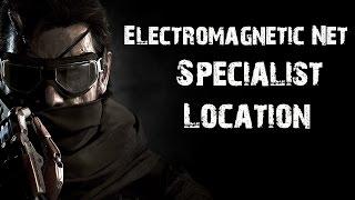 getlinkyoutube.com-Metal Gear Solid 5 The Phantom Pain - Electromagnetic Net Specialist Location