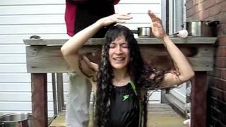 getlinkyoutube.com-PUNISHMENT WEEK!! Washing My Hair Wrong