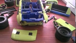 getlinkyoutube.com-CUSTOM POWER WHEELS FORD RAPTOR F-150