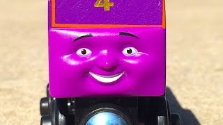 getlinkyoutube.com-NEW 2015 CULDEE Limited Release Thomas Wooden Railway Toy Train Review By Mattel Fisher Price