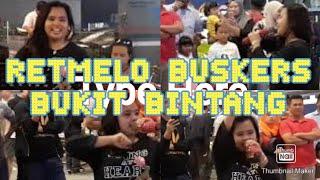 LAGI SYANTIK, VIRAL - best juga lagu ni, rugi tak tengok - farah Feat Retmelo Buskers