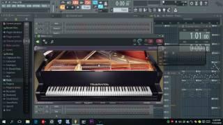 How to make a reggae a fl studio 12