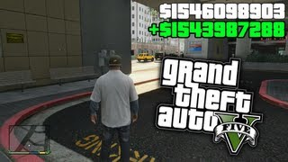 getlinkyoutube.com-GTA V: How To Make BILLIONS In Minutes!