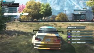 getlinkyoutube.com-Need for Speed Most Wanted 2012 - Cars from Deluxe DLC Bundle