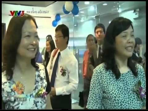 Prévoir Việt Nam Khai trương văn phòng mới - VTV3