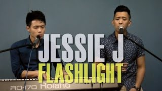 Jessie J - Flashlight (Cover by Gary Song & Javin Tham)