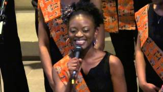 "getlinkyoutube.com-Elikia ""Bantu Gospelchor"": Amazing Grace"