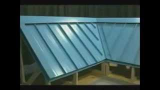"getlinkyoutube.com-""How To Install Standing Seam Metal Roof"" by ATAS"