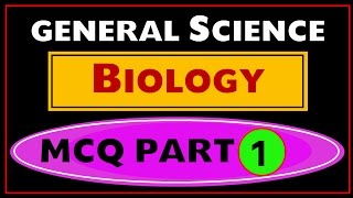 Most Important Biology MCQ Part- 1