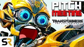 TRANSFORMERS: THE LAST KNIGHT Pitch Meeting - How It All Started