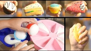 getlinkyoutube.com-How to Make Homemade Squishies!