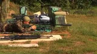 getlinkyoutube.com-Izhmash JSC - SV-98 Sniper Rifle