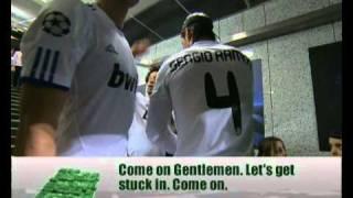 getlinkyoutube.com-Ronaldo tells Pepe and Marcelo how to spring a surprise on Tottenham