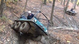 getlinkyoutube.com-Haspin 2013 Full Ride - Max's, Mudd-Ox's, Argo's - Amphibious ATV's